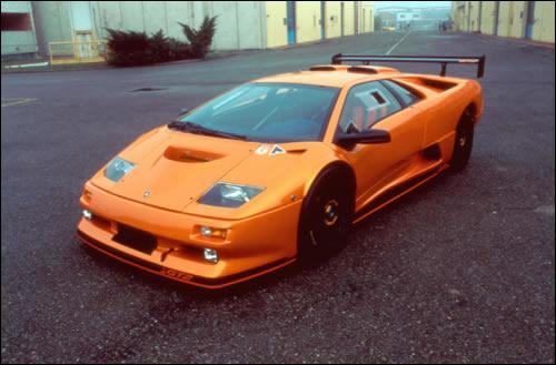 Lamborghini Diablo Gt 98 Undriveable Granturismo