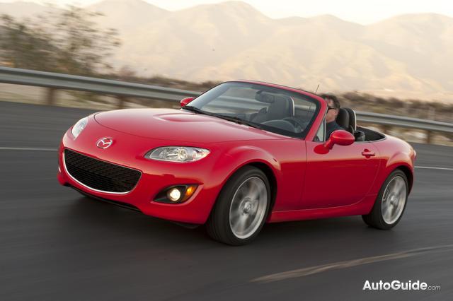Mazda mx 5 miata convertible picture 13 reviews news specs buy car