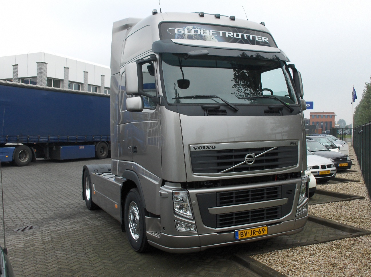Volvo Fh 480 Picture 6 Reviews News Specs Buy Car