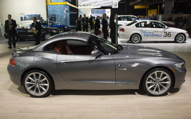 Bmw Z4 Sdrive 32i Photos Reviews News Specs Buy Car