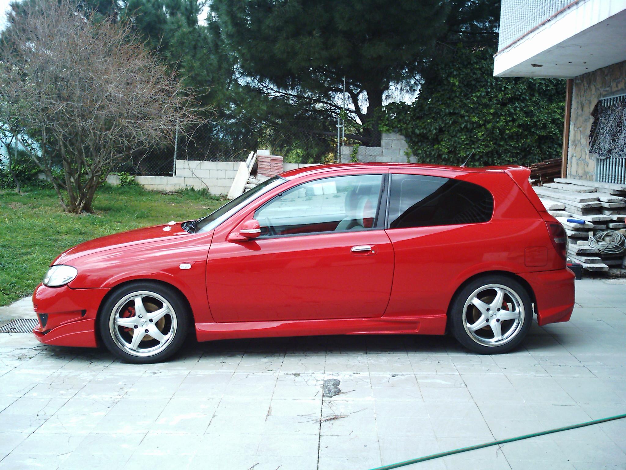 Nissan Almera Sport:picture # 9 , reviews, news, specs ...
