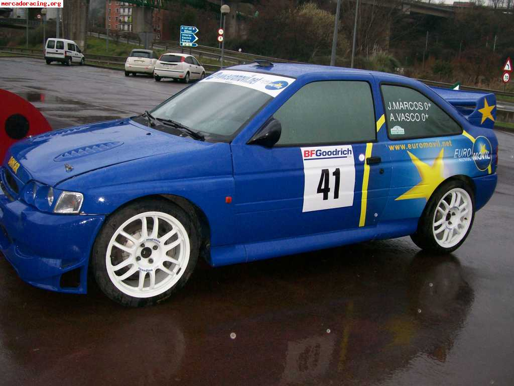 escort wrc for sale