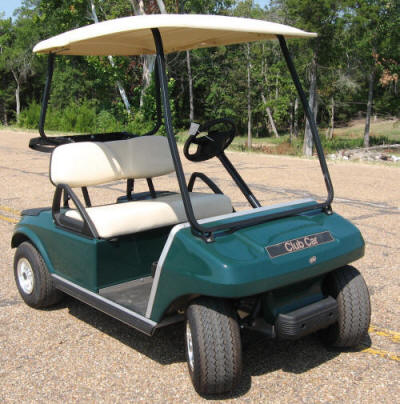 Club Car Golf Cart:picture # 11 , reviews, news, specs, buy car