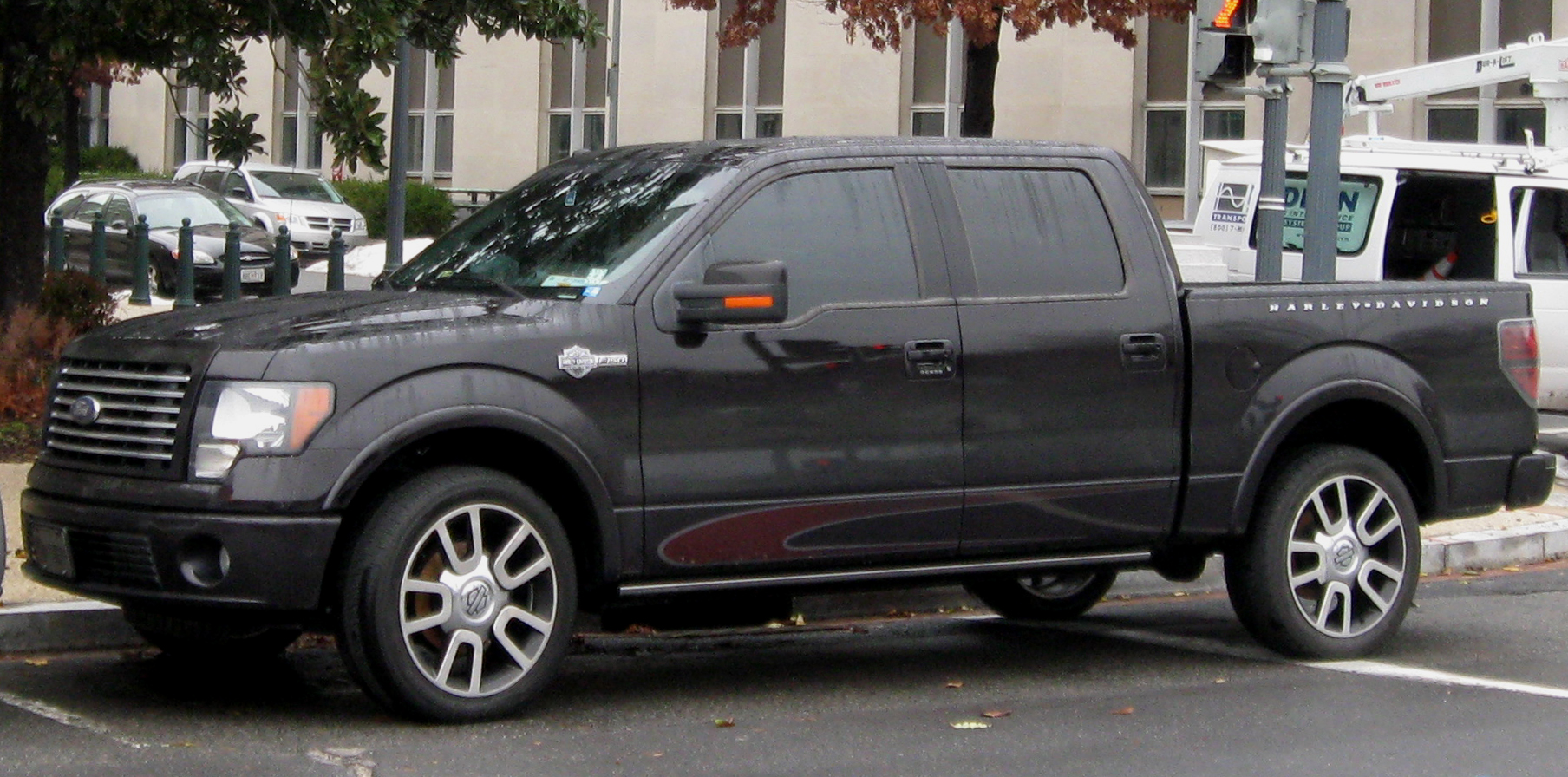 Ford F-150 Harley Davidson:picture # 8 , reviews, news, specs, buy