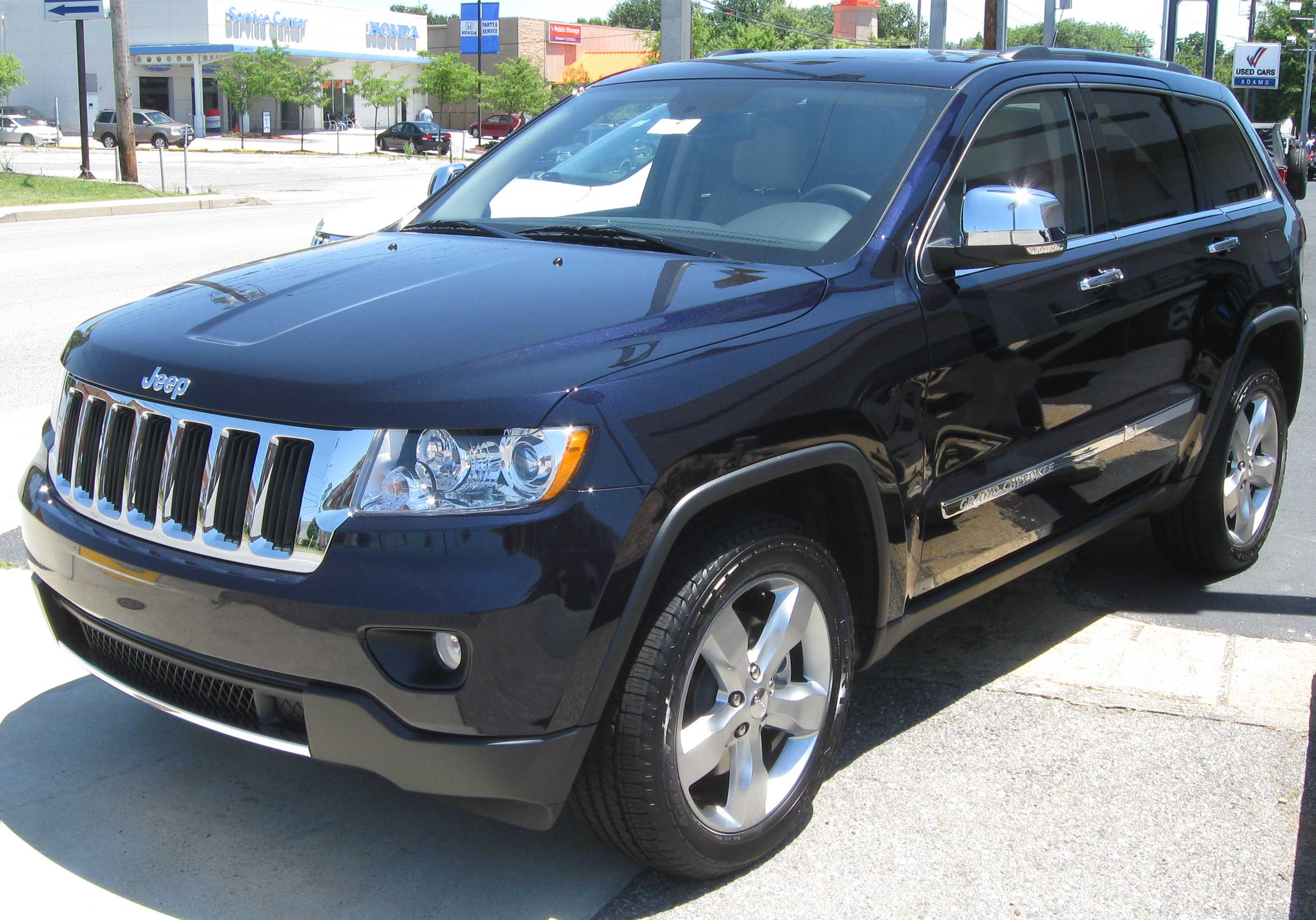 Jeep Cherokee Limited Picture 12 Reviews News Specs Buy Car