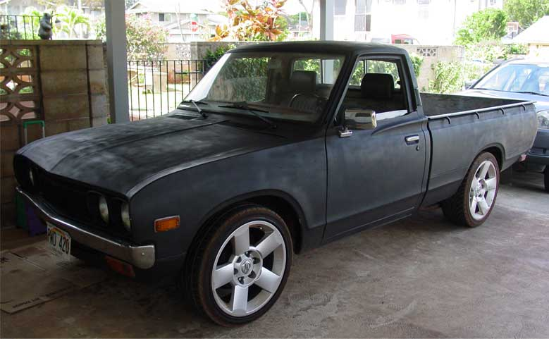 Datsun 620: Photos, Reviews, News, Specs, Buy car