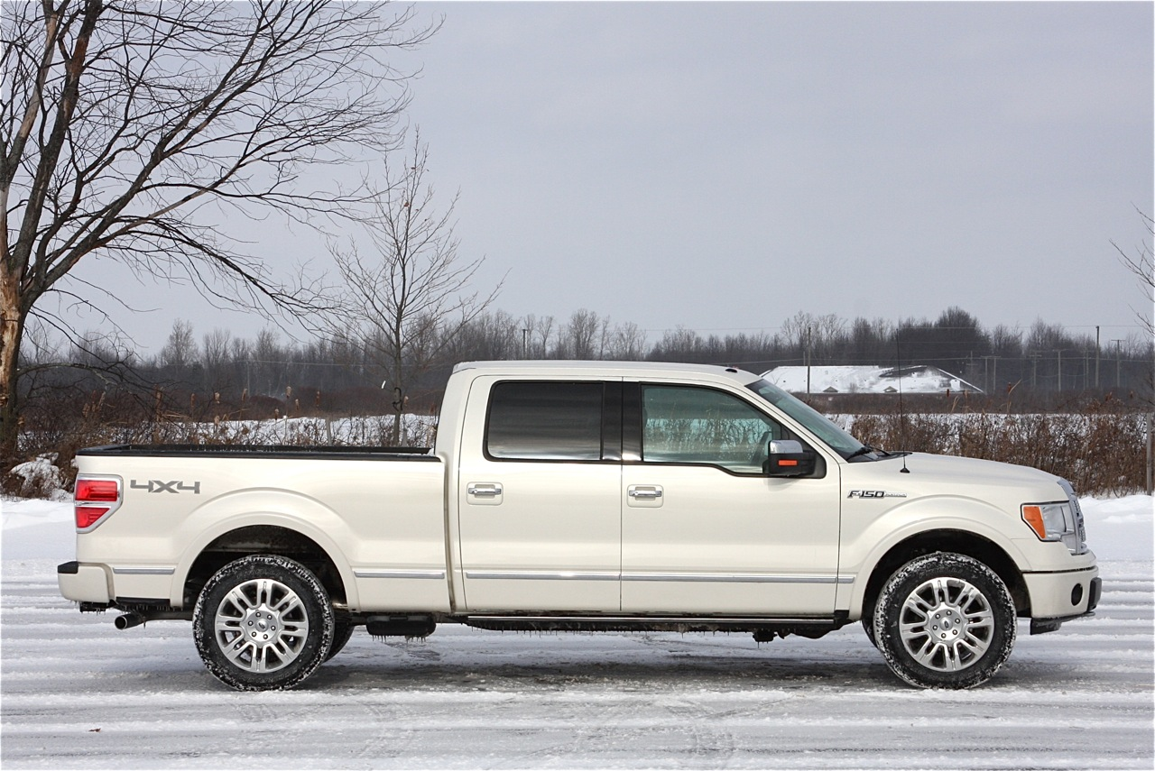 Ford F-150 Platinum:picture # 9 , reviews, news, specs, buy car