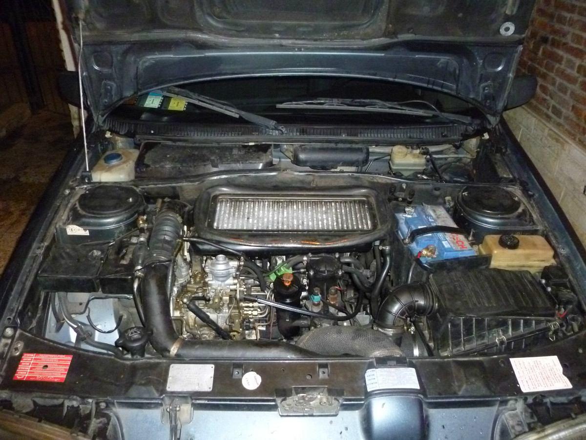 Peugeot 405 Grdt Picture 11 Reviews News Specs Buy Car