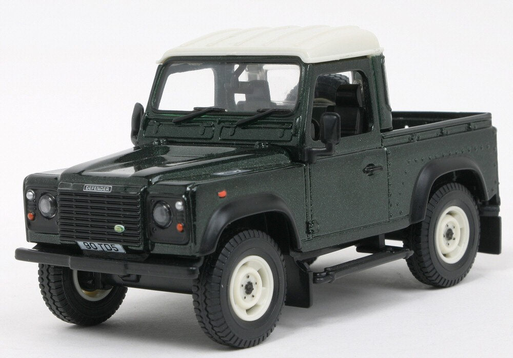 Land Rover Defender 90 Pick Up Picture 8 Reviews News