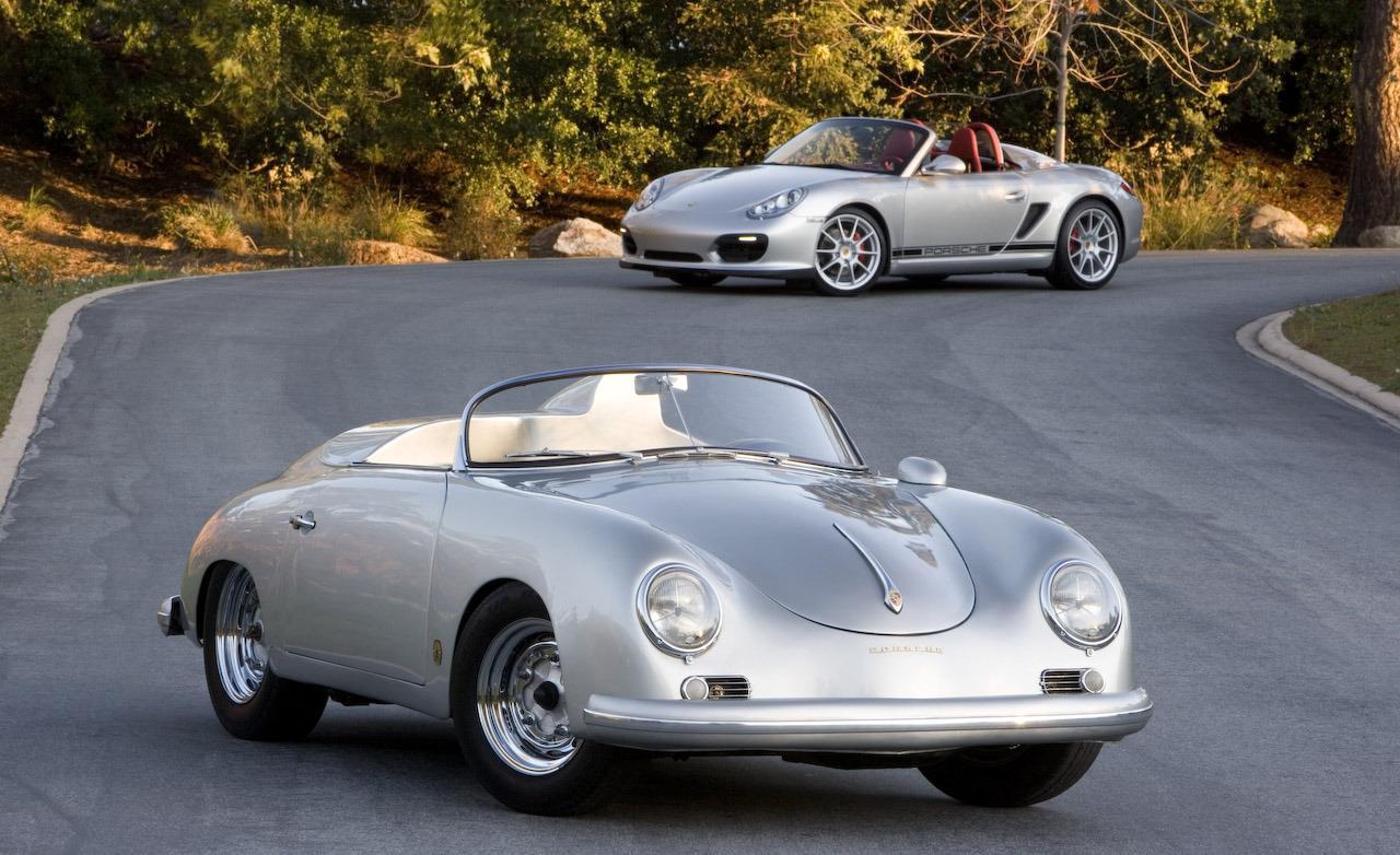 Porsche 356 Speedster Picture 12 Reviews News Specs