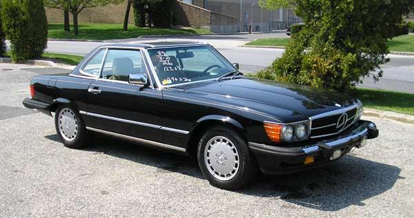 Mercedes Benz 560sl Photos Reviews News Specs Buy Car