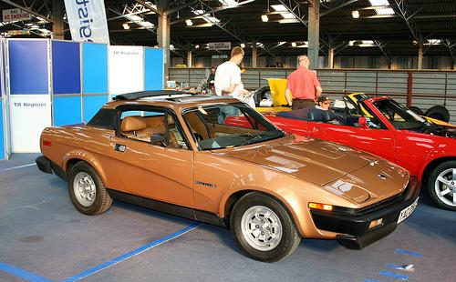 Triumph TR7 coupe:picture # 12 , reviews, news, specs, buy car