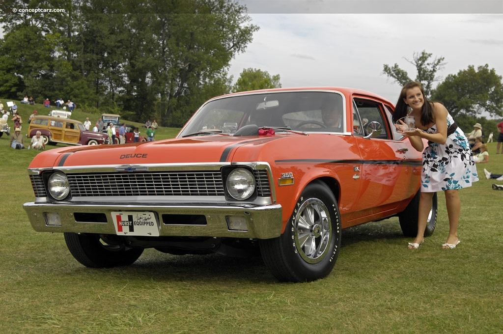 Chevrolet nova yenko duece picture 6 reviews news