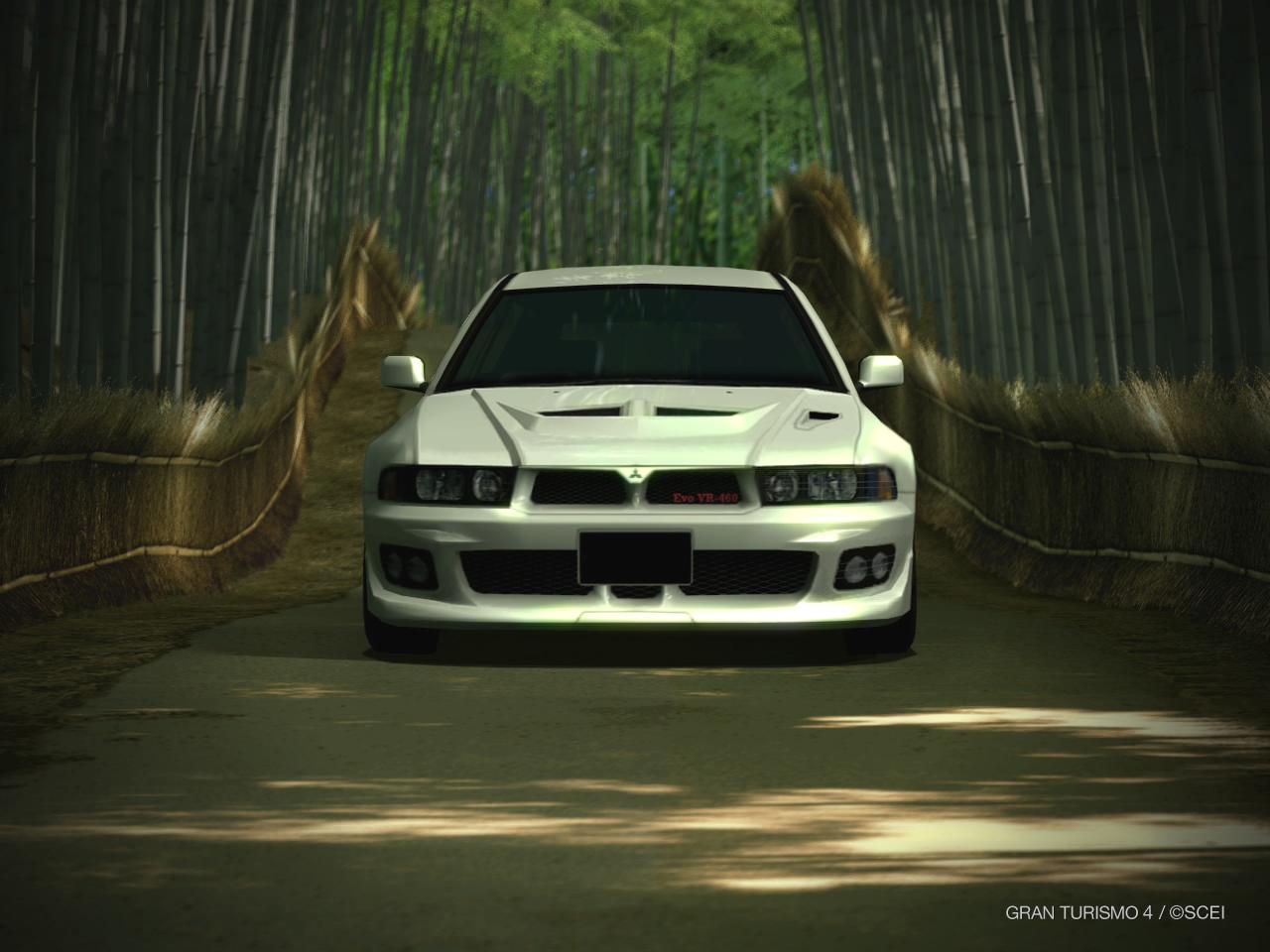 Фото Mitsubishi Legnum,Тест-…