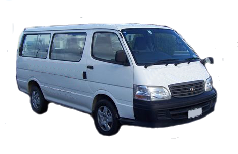 Popular Turbo Diesel Automatic Crew Van  HiAce  Toyota Australia