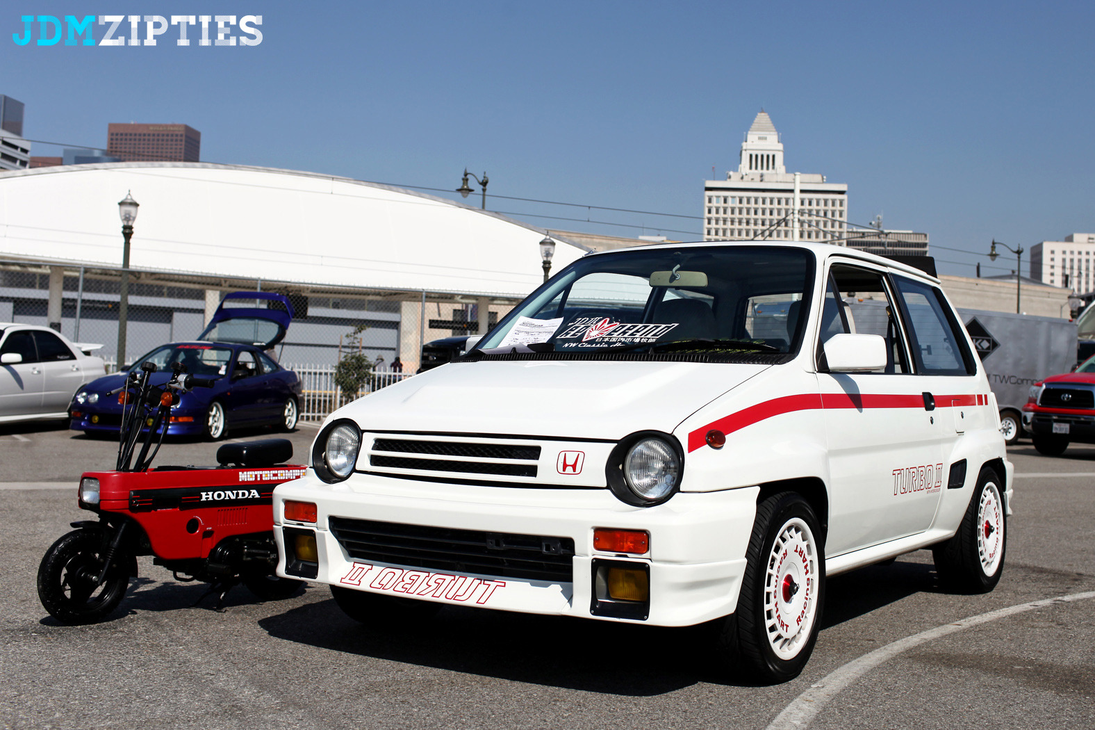 Honda City Turbo Ii Picture 13 Reviews News Specs