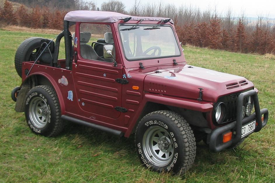 suzuki lj 80 picture 5 reviews news specs buy car. Black Bedroom Furniture Sets. Home Design Ideas