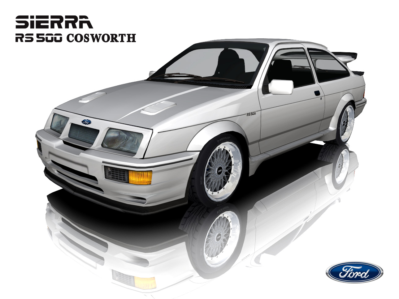 ford sierra rs500 cosworth picture 8 reviews news specs buy car. Black Bedroom Furniture Sets. Home Design Ideas