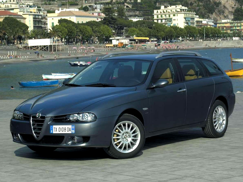 alfa romeo 156 sw photos reviews news specs buy car. Black Bedroom Furniture Sets. Home Design Ideas