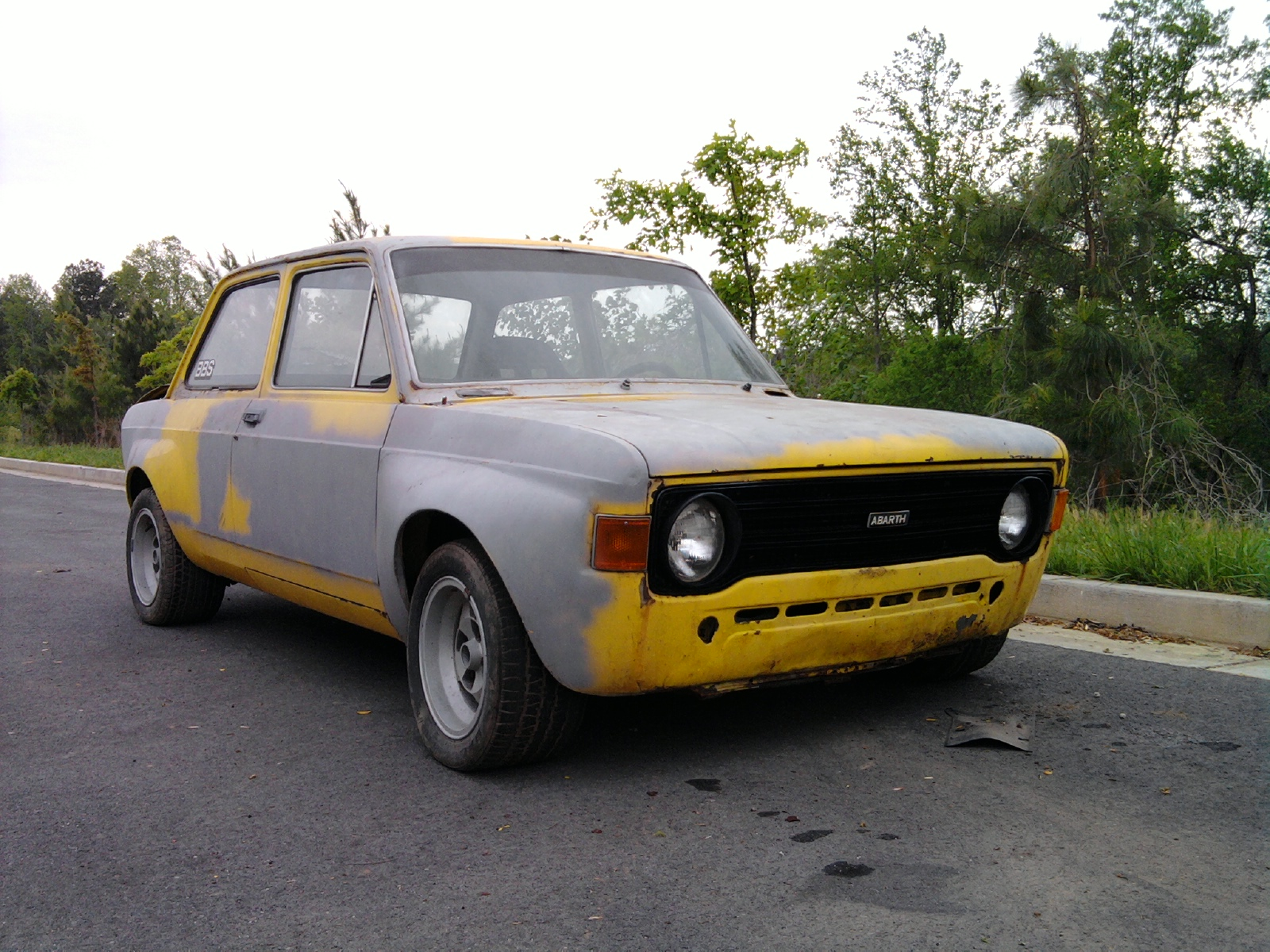 Fiat 128 Rally Picture 12 Reviews News Specs Buy Car