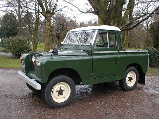 Land Rover Series 2-A