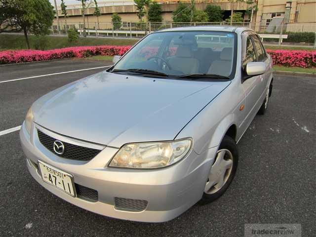 Mazda familia 1.3 js