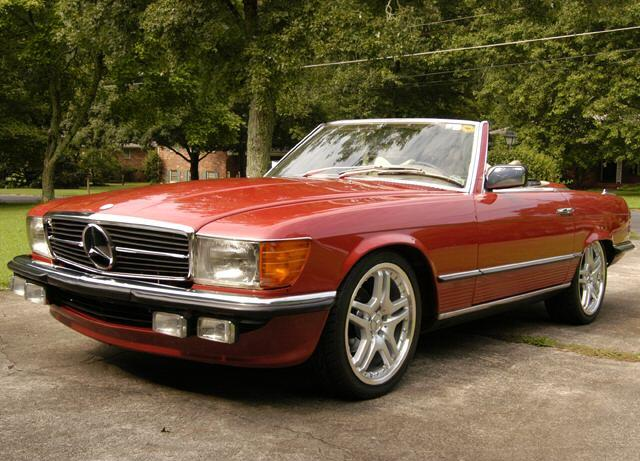 mercedes benz 450 sl photos reviews news specs buy car