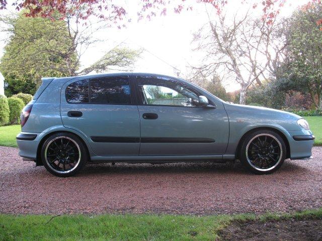 Nissan Almera Sport:picture # 8 , reviews, news, specs ...