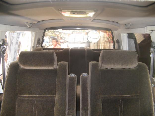 Toyota Hiace Super Custom Limited Picture 13 Reviews