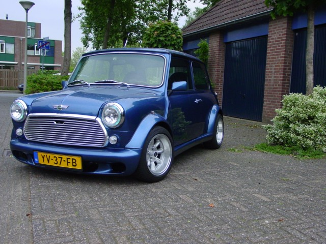 Rover Mini:picture # 9 , reviews, news, specs, buy car