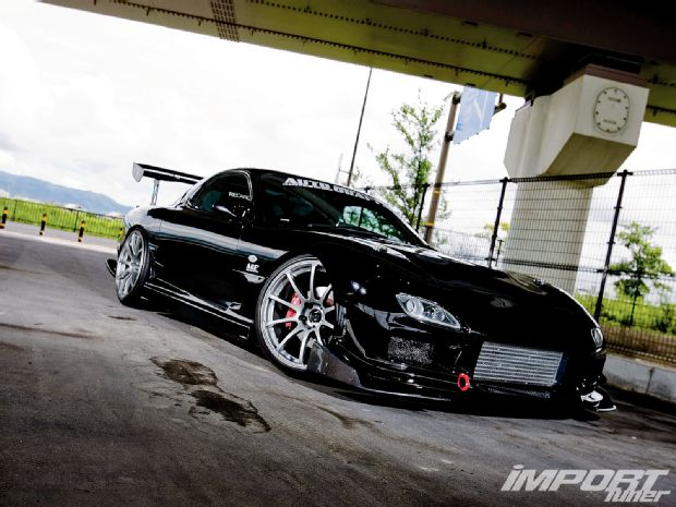 Mazda rx7 rs picture 14 reviews news specs buy car