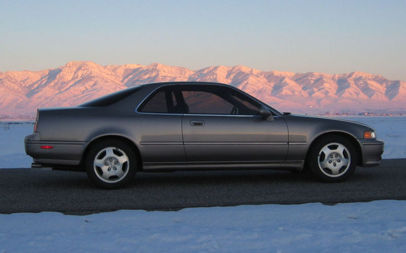 why it failed 1996 present acura rl rlx