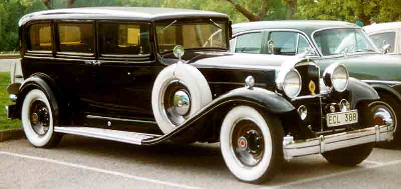 Packard Eight De Luxe