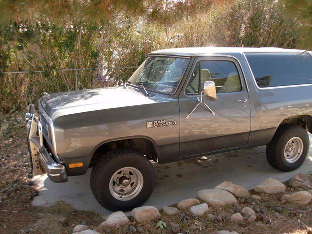 Dodge ram charger picture 3 reviews news specs buy car for Victorville motors chrysler jeep dodge ram