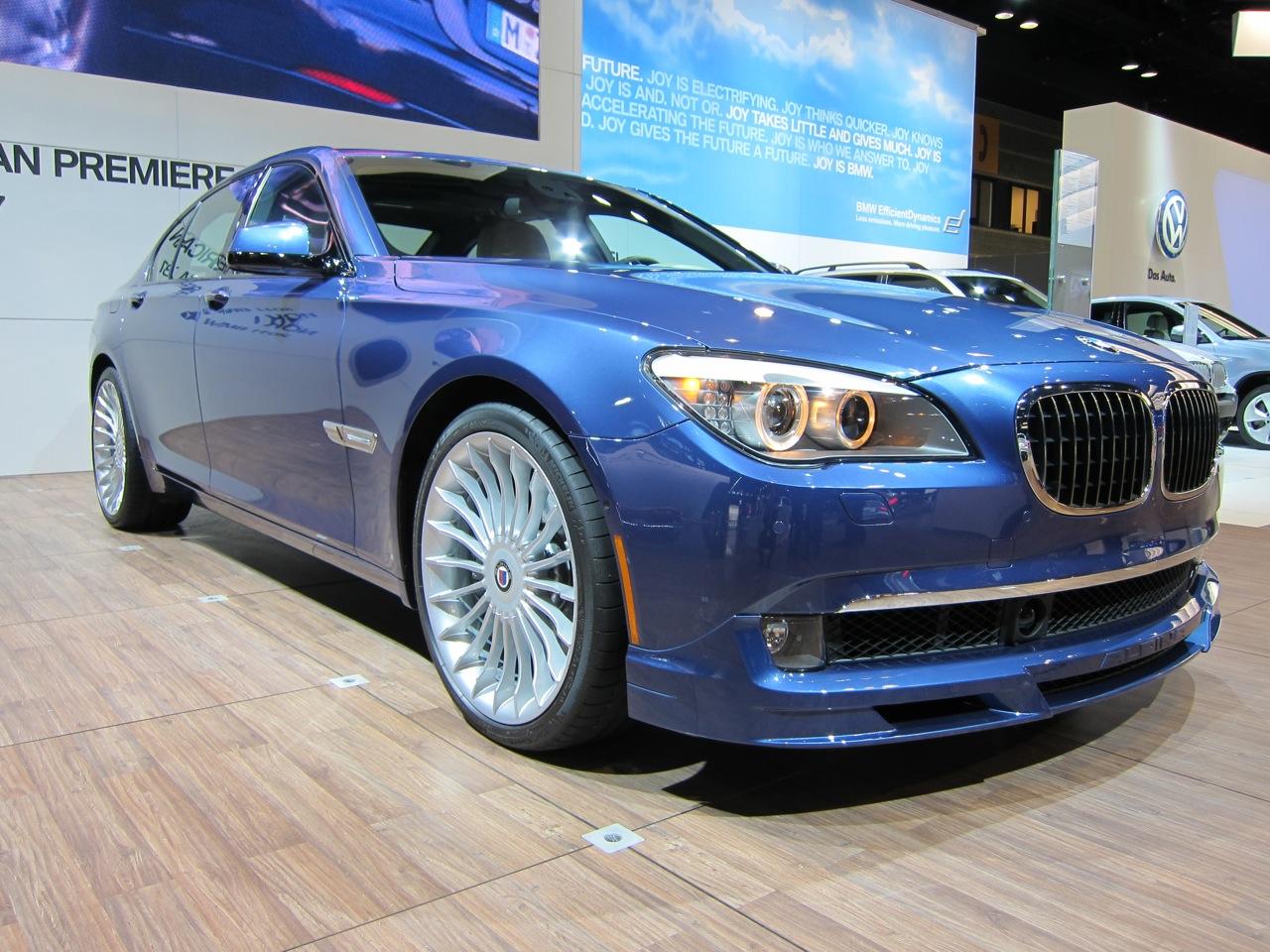 Bmw Alpina Picture 15 Reviews News Specs Buy Car