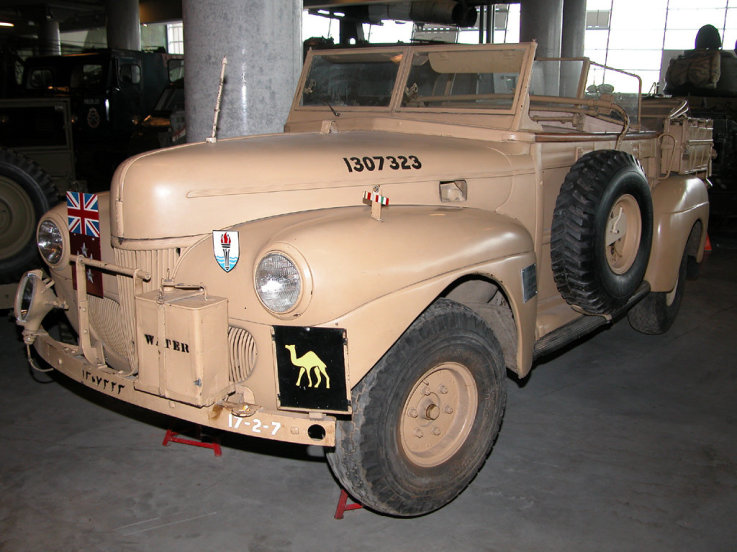 Ford Command Car