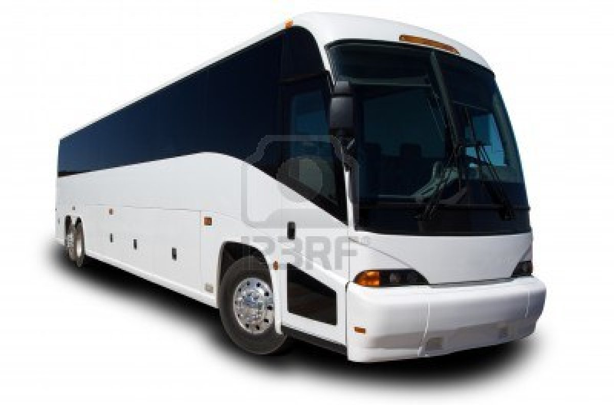 White Bus Picture 15 Reviews News Specs Buy Car