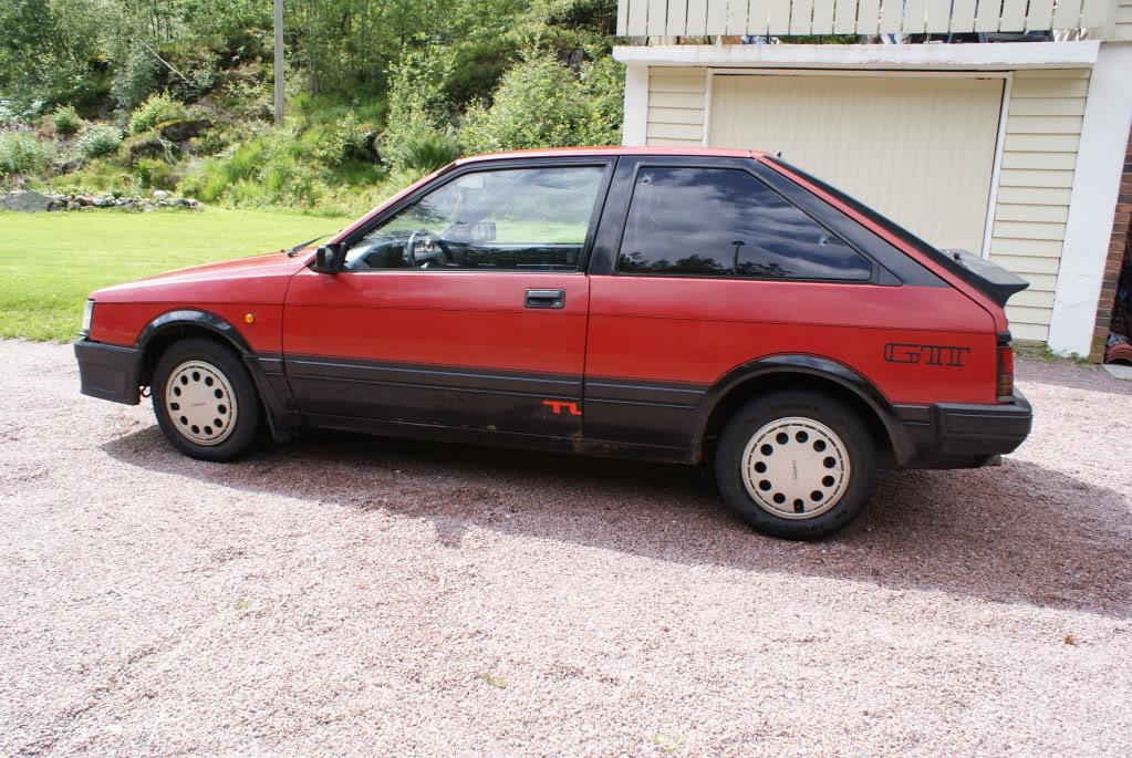 Nissan Cherry Turbo: Photos, Reviews, News, Specs, Buy car