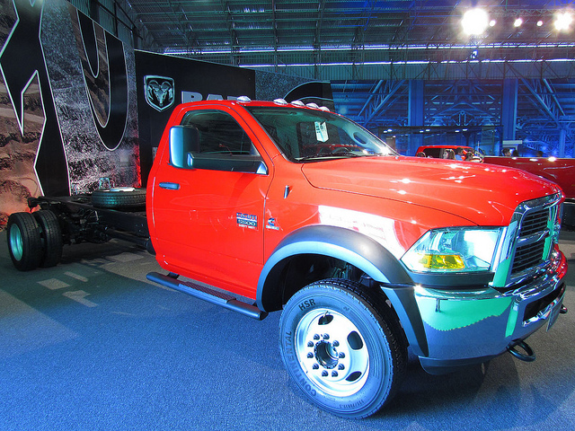 Dodge Ram 5500 Heavy Duty: Photos, Reviews, News, Specs, Buy car