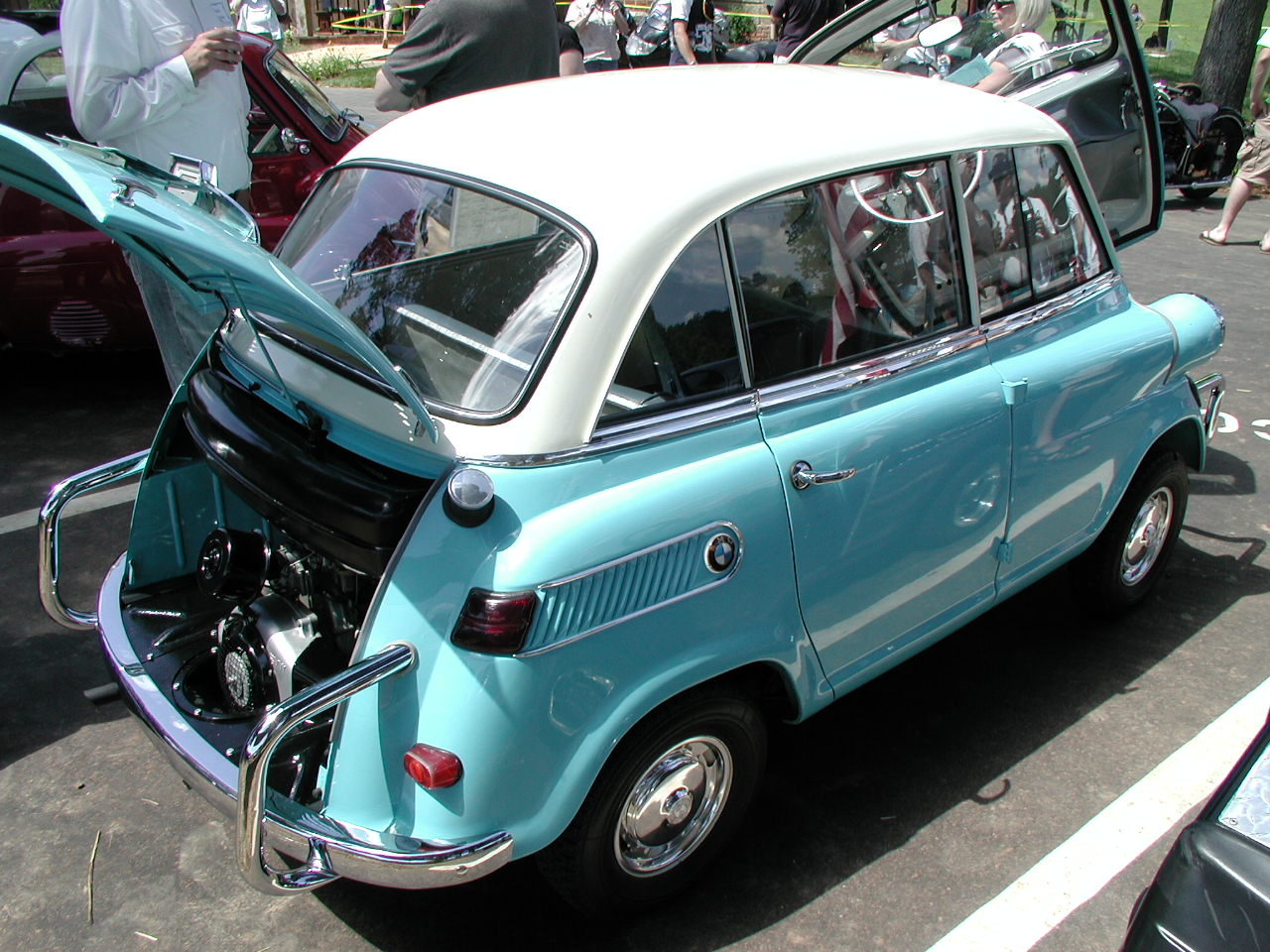 Ford Escape Dimensions >> BMW Isetta 600:picture # 13 , reviews, news, specs, buy car