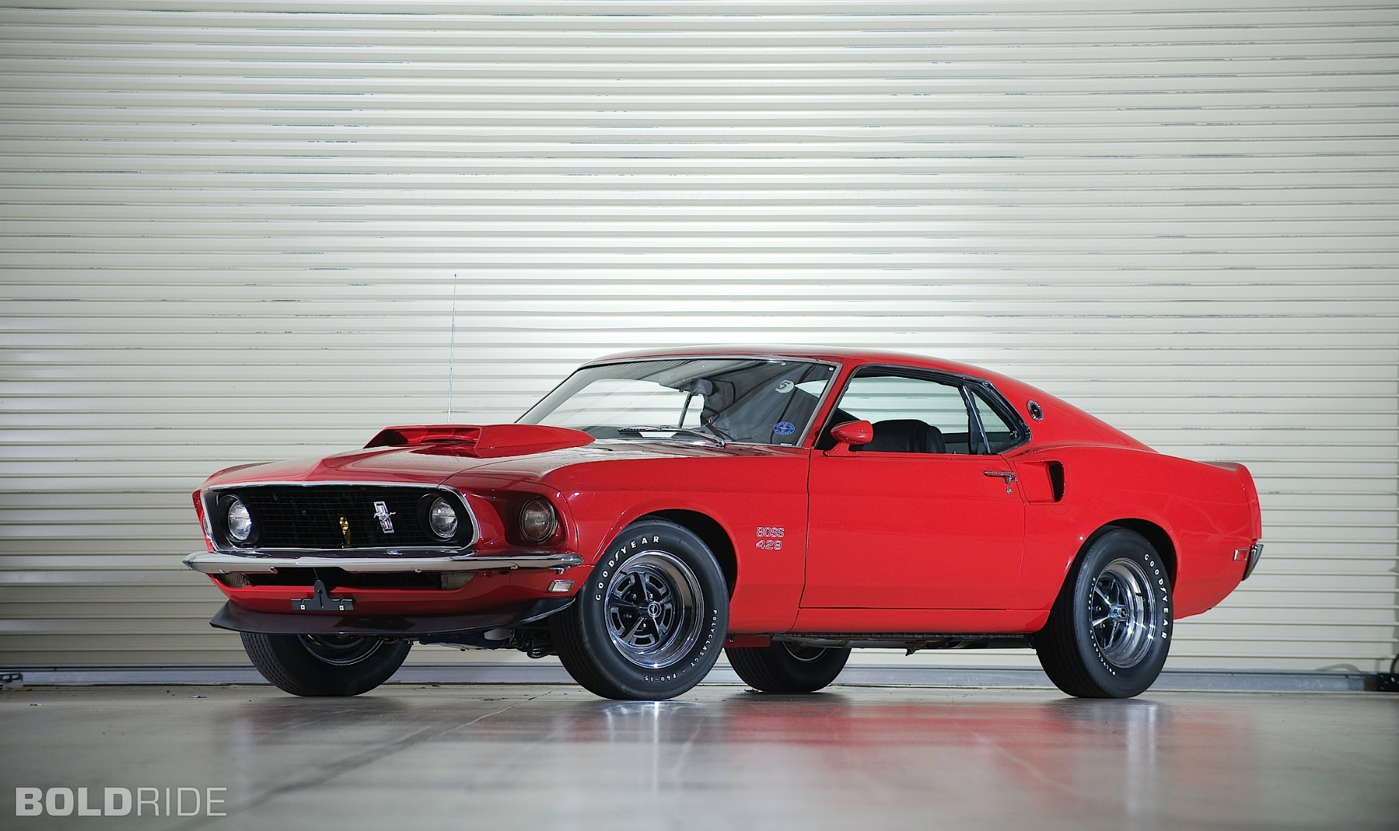 Mustang Boss 429 2015