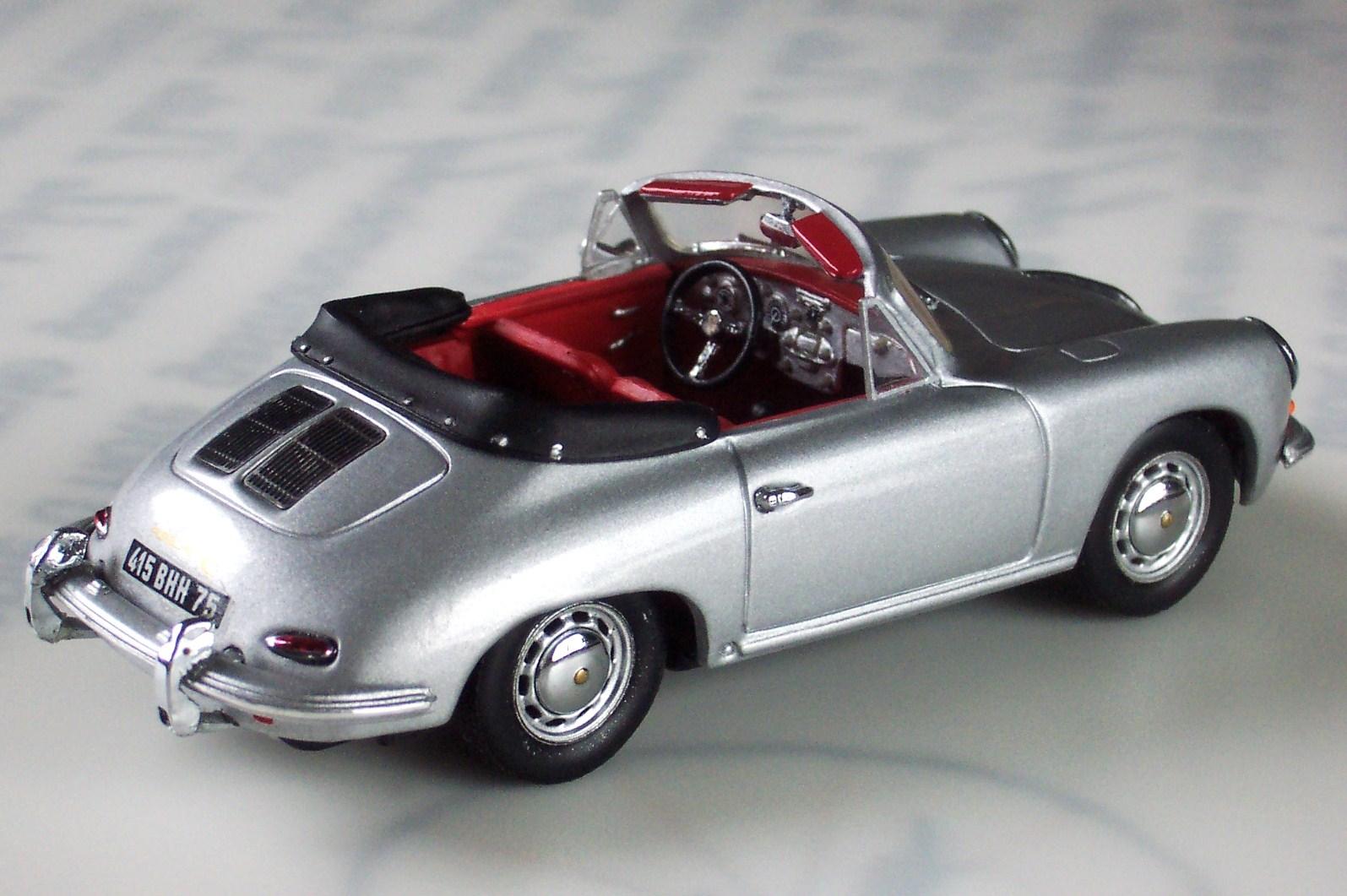 Porsche 356 C Cabriolet Picture 14 Reviews News