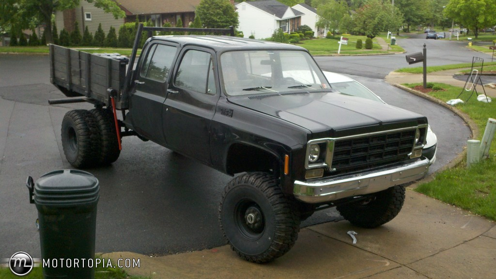 Chevy custom deluxe dually | Chevrolet C30 Custom%20Deluxe Repair