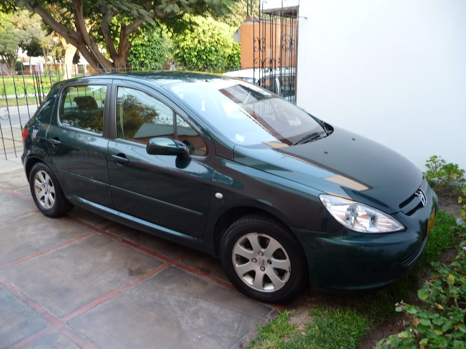 Peugeot 307 XT:picture # 11 , reviews, news, specs, buy car