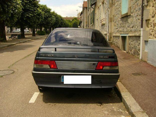 Peugeot 405 Gr Picture 14 Reviews News Specs Buy Car