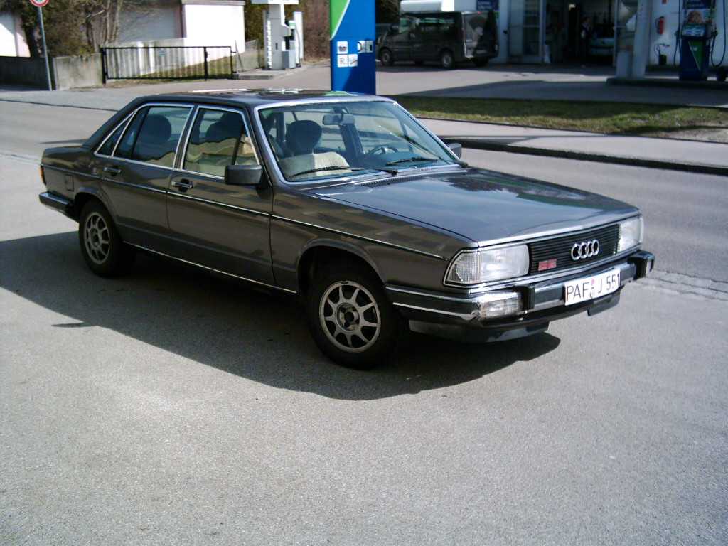 Audi 100cd 5e Picture 8 Reviews News Specs Buy Car