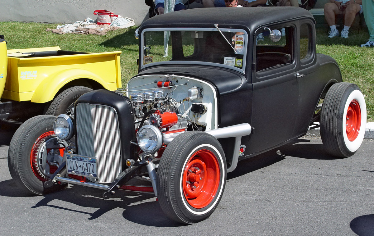 Ford Coupe Hot Rod Picture 15 Reviews News Specs