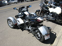 Can-am Spyder 990