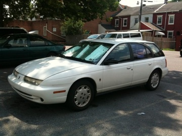 Saturn Sl Station Wagon For In Lancaster Pennsylvania For Sale Ba A
