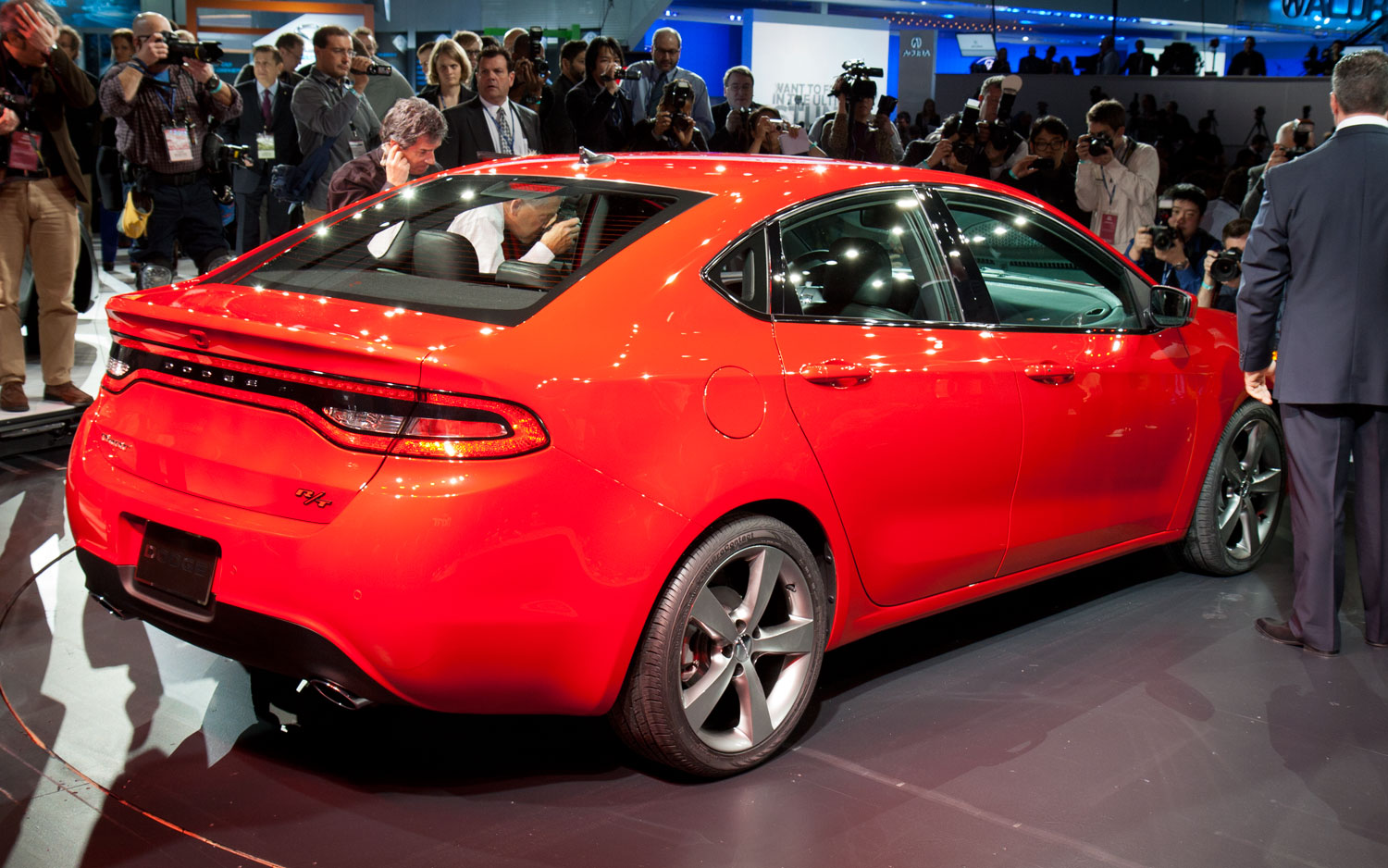 Dodge Dart RT: Photos, Reviews, News, Specs, Buy car